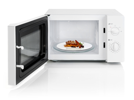 cooking ears of corn in the microwave