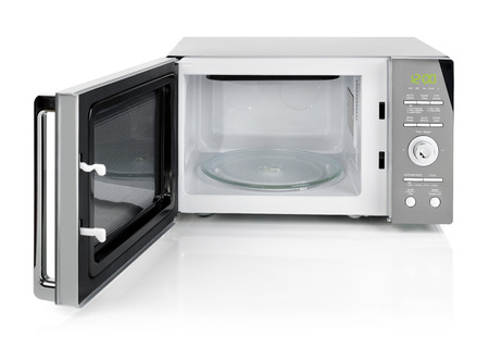 Microwave oven Imagens - 50382155