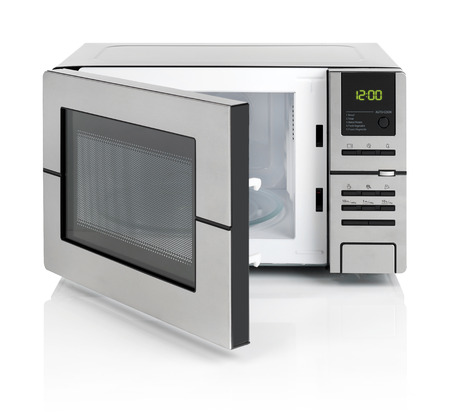 Magnetron oven  Stockfoto