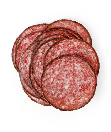 salami slices: Salami slices