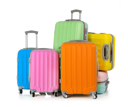 Luggages Banque d'images