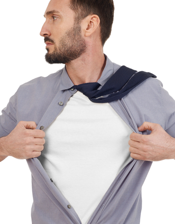 Superman concept Reklamní fotografie