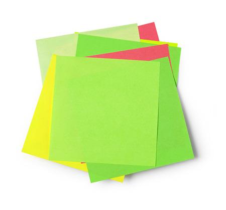 adhesive: Adhesive notes