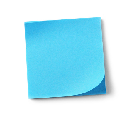 information equipment: Adhesive note
