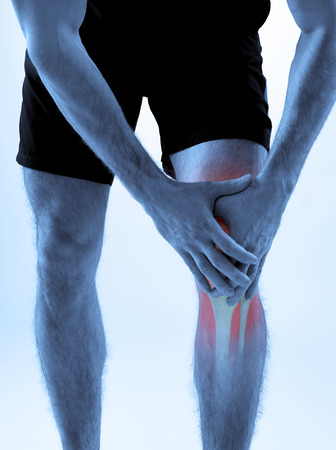 joint effort: Knee pain