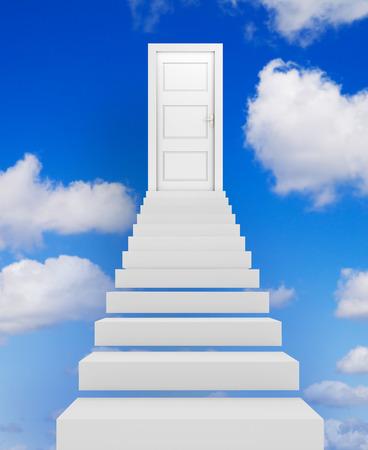 cielos abiertos: Puerta en el cielo