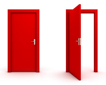 Abre y cierra puertas