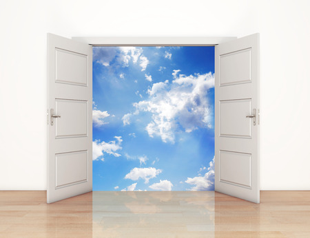 dreamlike: Open doors to heaven