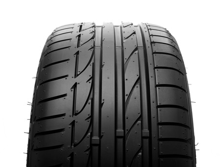 tire: Tire close-up