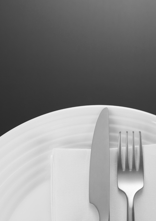 place setting: Place setting Stock Photo