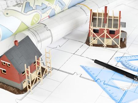 prefabricated buildings: Building planning