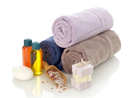 bath: Bath concept Stock Photo