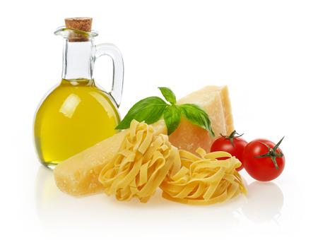 white cheese: Pasta ingredients
