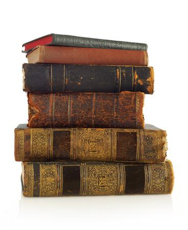 antique books: Antique books Stock Photo