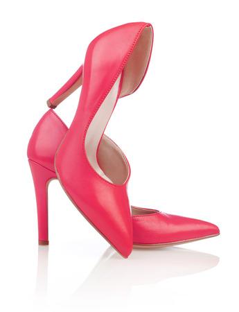 peep toe: High heels Stock Photo