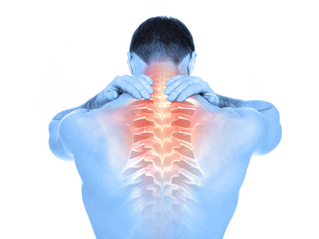 背中の痛み