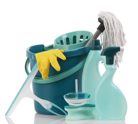 cleaning service: Cleaning products
