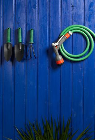 building feature: Garden tools