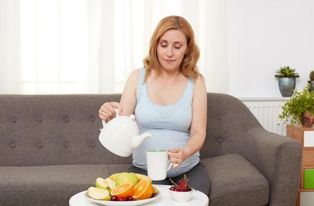 regnant woman healthy diet