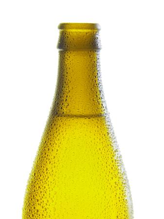 frothy: Beer bottle