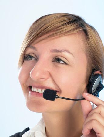 Telephone worker