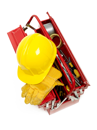 new addition: Toolbox and protection equipment