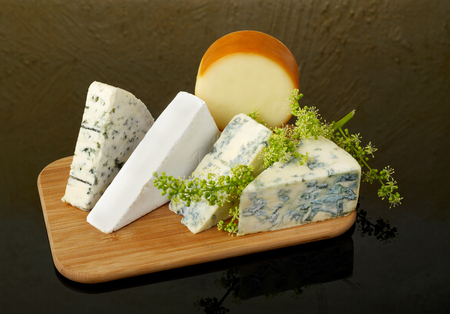 Cheese assortments