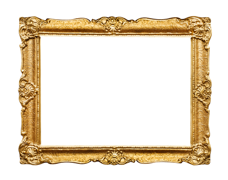 Carved picture frame Stock fotó - 93390956