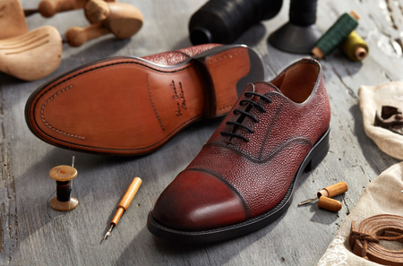 Handmade men shoes