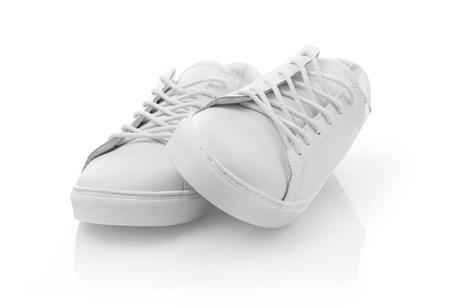 Fresh shoes isolated