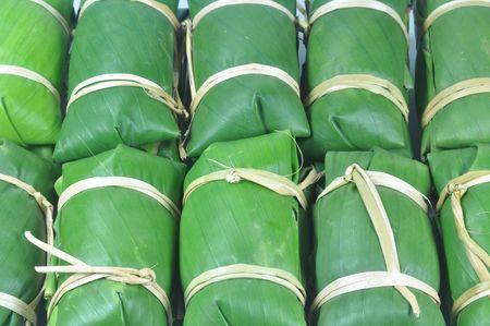ruwe Thaise traditie dessert