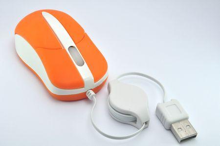 orange mouse for pc photo