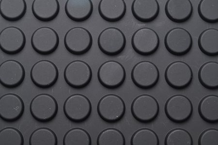 circle black pad wall paper photo