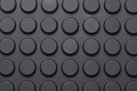 cirkel zwart blok wall paper