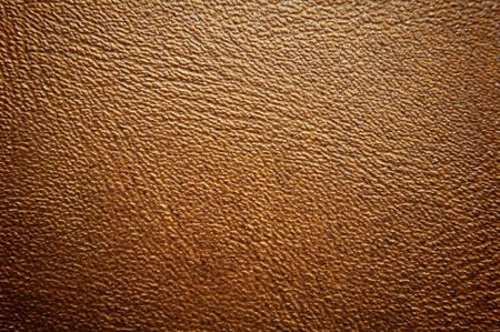 Brown color leather texture surface