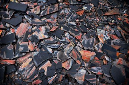 Stone sheet background photo