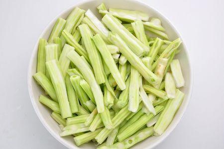 Moringa thai vegetable photo