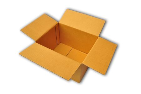 Paper box Stock Photo - 7896104