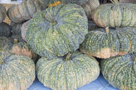 Fresh pumpkin from oganic farm 2 photo