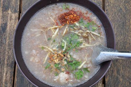 Thai style breakfast Stock Photo - 8240522