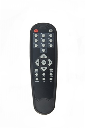 remote control as white isolate background Stock Photo - 8696108