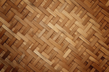 bamboo handycraft one kind of thailand hand made Stock Photo - 9081928