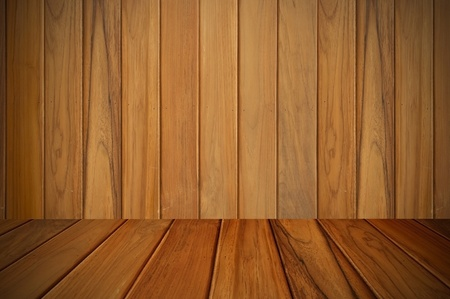 wooden room with panel and texture Stock Photo - 9536450