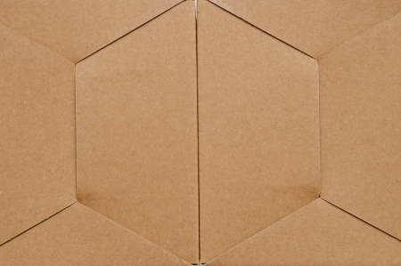 texture of cardboard box photo