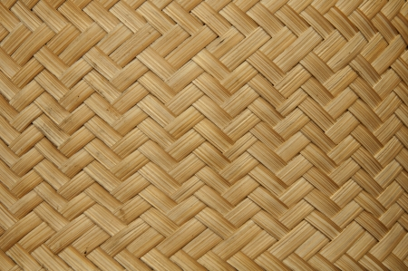 bamboo wicker background photo