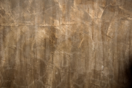 brown color wall free form painting photo