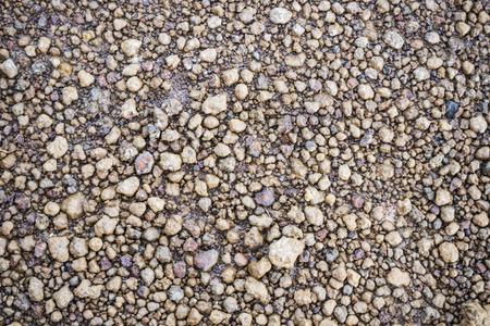round: round stone Stock Photo