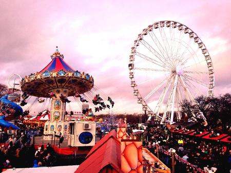 winter wonderland: Winter Wonderland a Londra