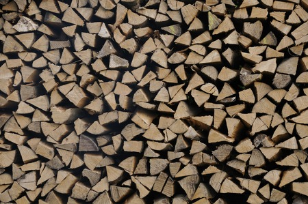 wooden Tabel photo