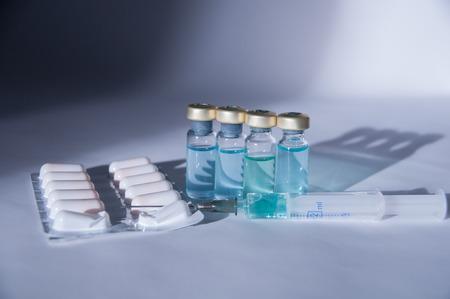 nursing bottle: Injectables